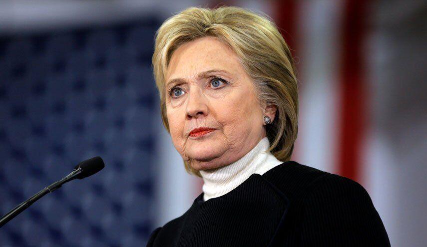 هیلاری کلینتون: ترامپ دموکراسی آمریکا را تهدید می کند