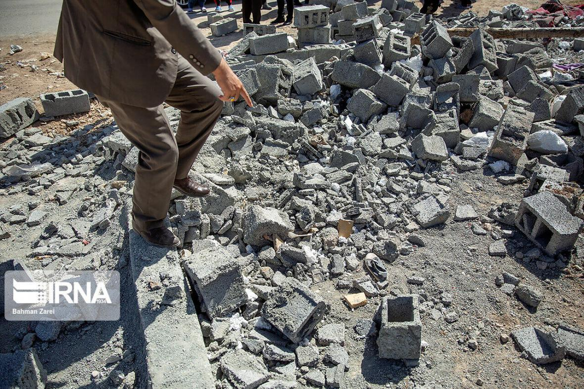 خبرنگاران دستگاه قضایی پیگیر محاکمه عاملین اصلی حادثه شهرک فدک کرمانشاه است