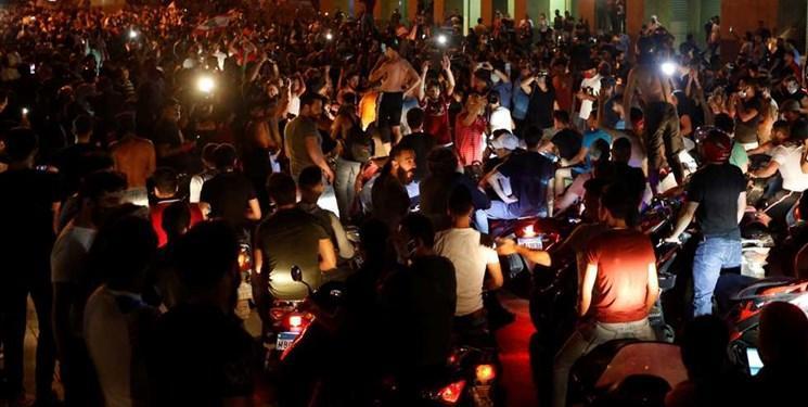 ادامه اعتراضات در شمال لبنان برای دومین شب متوالی؛ 72 نفر زخمی شدند