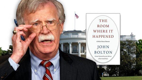 تهدیدهای پیش روی آمریکا از نگاه کتاب بولتون