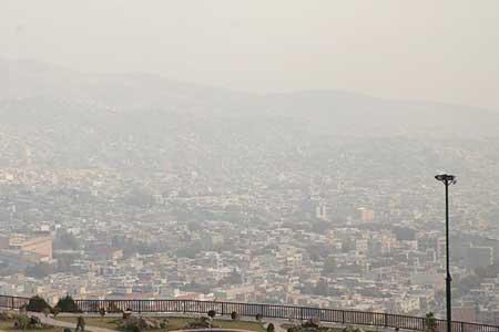 جولان ازن در هوای تهران