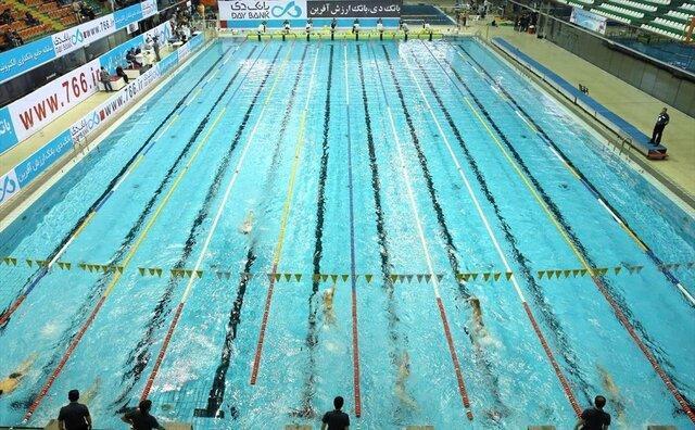 بیداریان: نگران ضدعفونی استخر آزادی نیستیم، نگرانی ما رعایت پروتکل ها توسط شناگران است