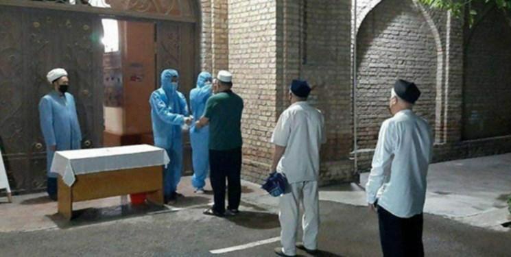 تعطیلی تمام مساجد ازبکستان برای جلوگیری از شیوع کرونا