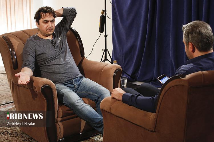 واکنش متفاوت حسام الدین آشنا به مصاحبه روح الله زم