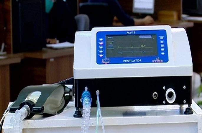 ساخت اولین ونتیلاتور پرتابل کشور در شیراز