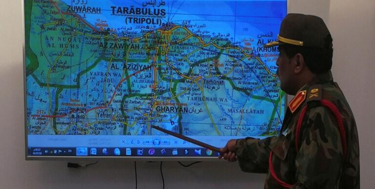 سخنگوی نظامی حفتر:ترکیه 3 هزار نظامی در لیبی دارد
