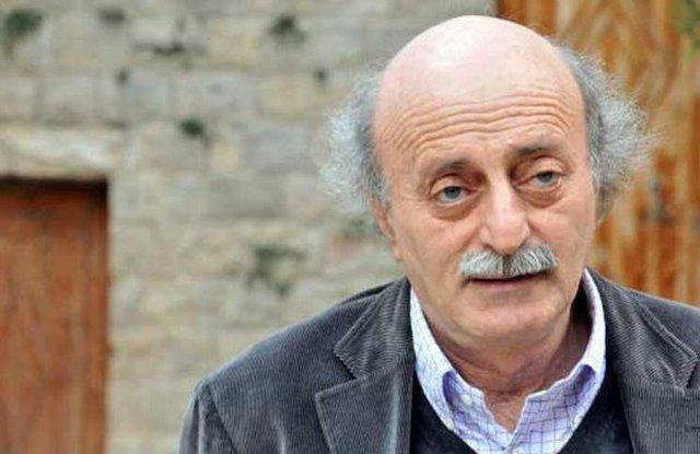 ولید جنبلاط خواهان تشکیل دولت فوق العاده در لبنان