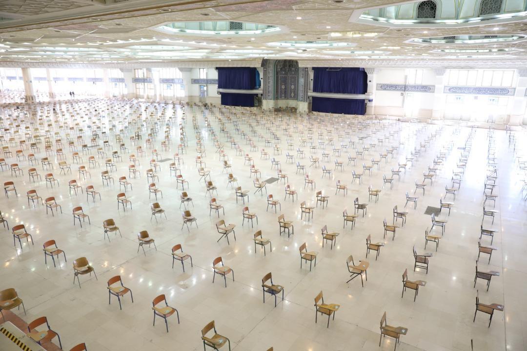 شروع دومین روز برگزاری کنکور 99 برای رقابت بیش از 500 هزار داوطلب ، نوبت به ریاضی ها و انسانی ها رسید