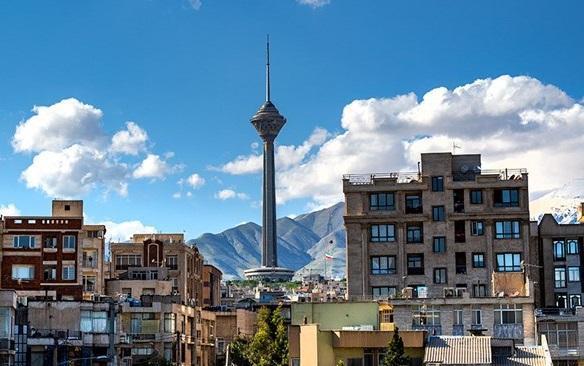 هوای تهران گرمتر می گردد