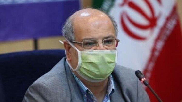 روز های سخت تهران در پیک سوم کرونا