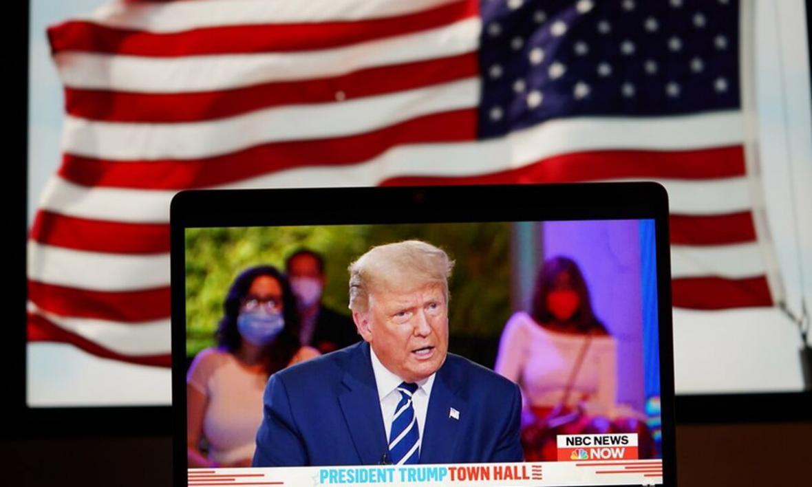 خبرنگاران ستاد انتخاباتی ترامپ پیروزی بایدن را رد کرد
