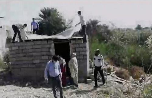 ماجرای تخریب خانه زن سرپرست خانوار توسط شهرداری بندرعباس چه بود