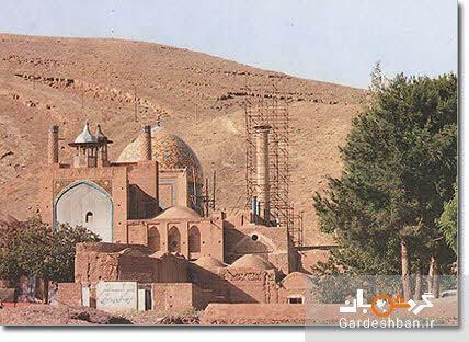 مشهد اردهال امامزاده ای در کاشان، عکس
