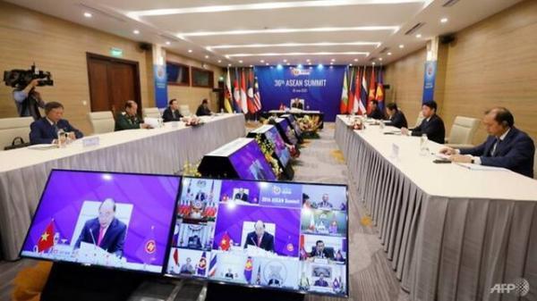 رهبران آ.سه.آن درباره میانمار نشست برگزار می کنند
