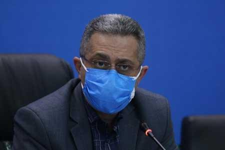 آرام تر شدن فرایند شتابان موارد بستری مبتلایان کرونا در کشور