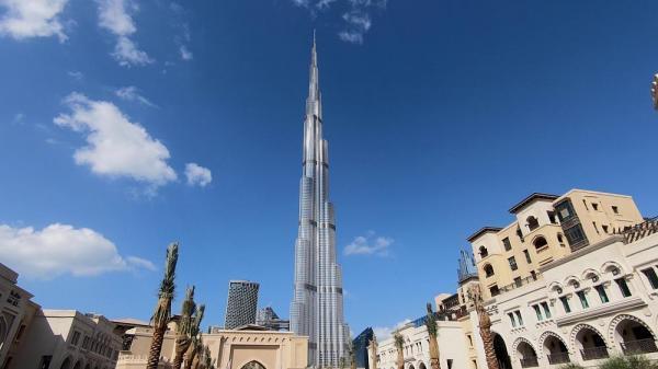 کارت پستال از دبی؛ از برج خلیقه تا آکواریوم و پارک واقعیت مجازی